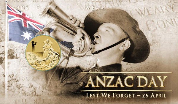 ANZAC Day in Australia