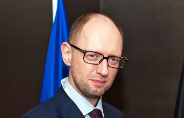 Arseniy Yatsenyuk - Photo from: scmp.com