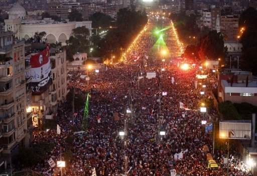 Cairo protests, June 2013