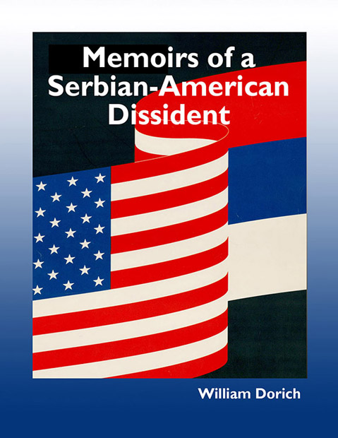 Cover: Memoirs of a Serbian-American Dissident