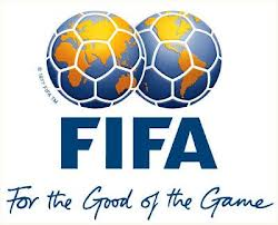 FIFA logo: For the Good of the Game