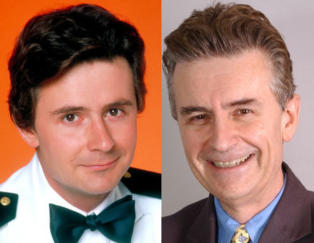 Fred Grandy, then and now