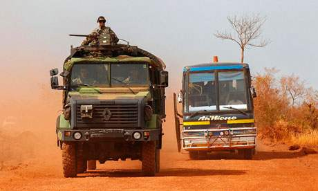 French army in Mali