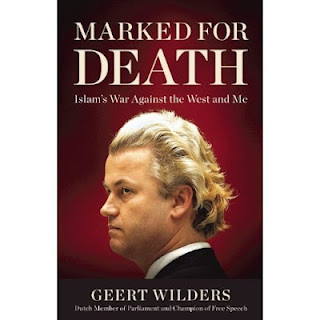 Geert Wilders' book: 'Marked for Death'