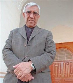 Assassinated Kandahar Mayor Ghulam Haider Hamidi