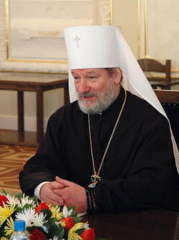 Metropolitan Christopher