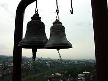 Church bells - Narikala Fortress