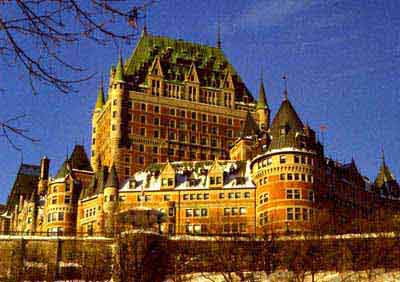 Cau Frontenac In Quebec