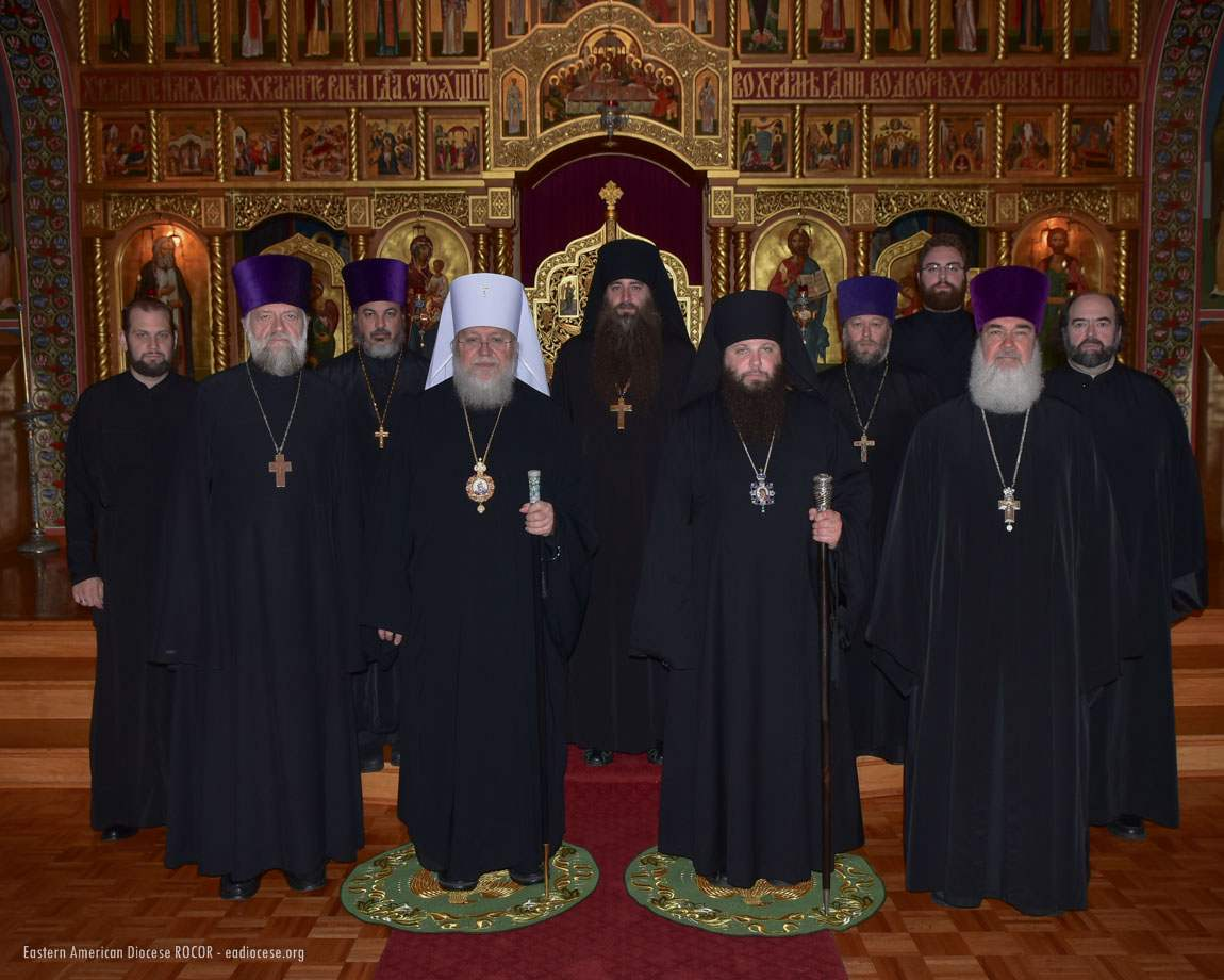ROCOR diocesan council on marriage