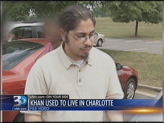 Samir Khan used to live in Charlotte, NC