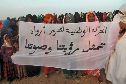 Timbuktu rally against Ansar al-Din