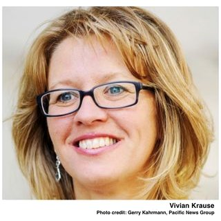Researcher Vivian Krause