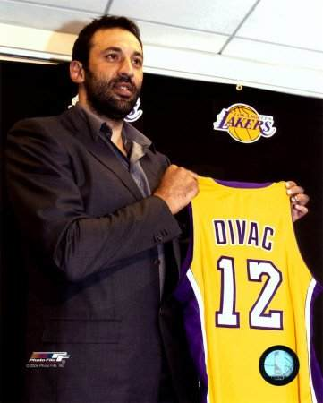Serbian athlete and philanthropist Vlade Divac