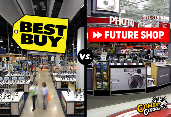 Best Buy vs. Future Shop