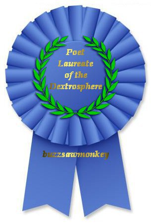 Buzzsawmonkey: Poet laureate of the dextrosphere