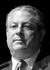Al Gore photo from 2007 Nobel Peace Prize
