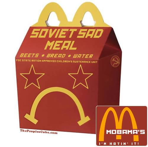 Michelle's Happy Meal