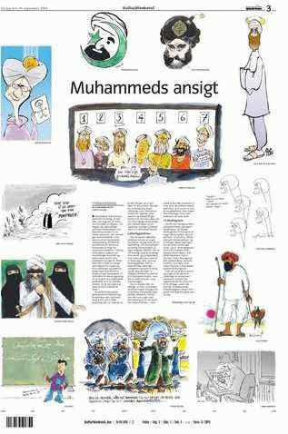 Join The Mohammed Cartoon Blogburst - Learn Why it's Still So Important