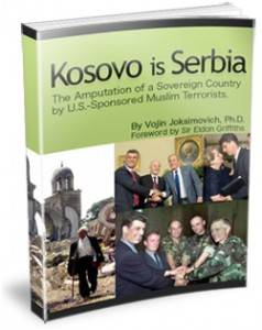 Book: Kosovo is Serbia