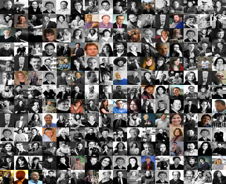 Faces of NPR - click for image map