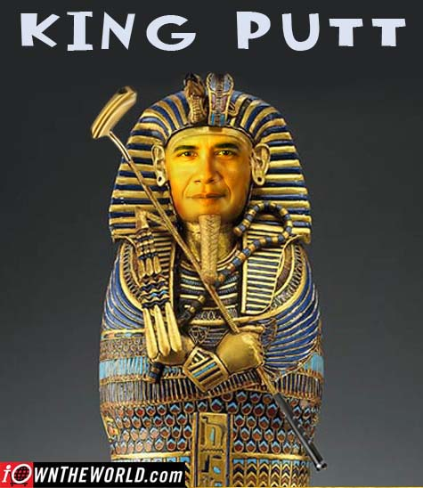BHO as King Putt