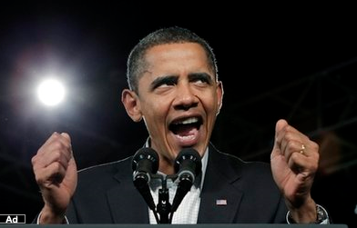 Rush Limbaugh points out that Obama looks demonic