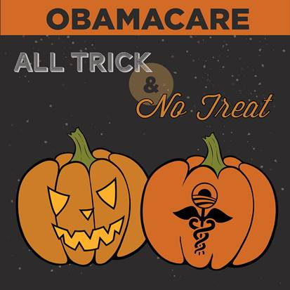 Obamacare: All trick and no treat