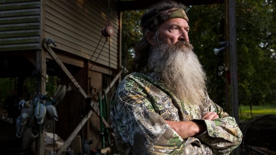 Phil Robertson - Duck Dynasty