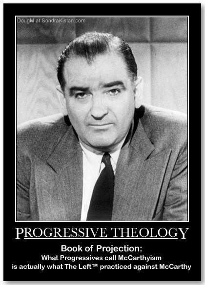 Progressive Theology Book of Projection