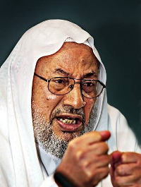 Thumbnail photo of Sheikh Yusuf al-Qaradawi