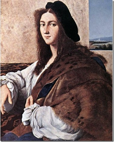 Raphael: Portrait of a Young Man