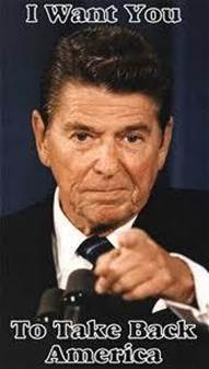 Reagan: I Want You To Take Back America