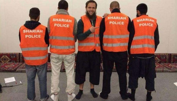 Wuppertal 'Shariah Police'