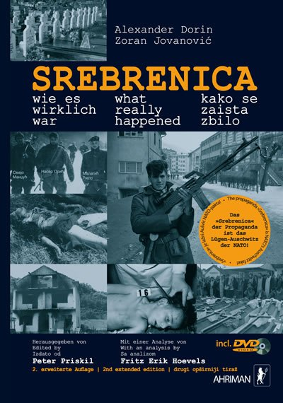 Book:  Srebernica, what really happened
