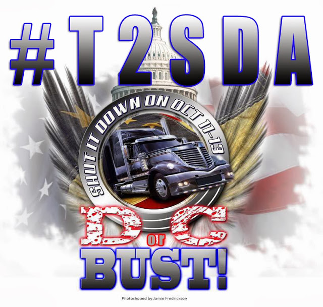 #T2SDA - DC or Bust