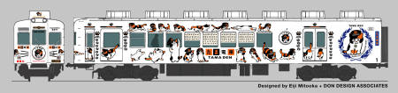 Diagram of Tama's Train - click for original article