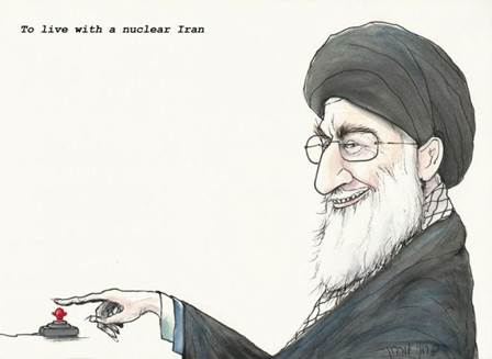 The Obama doctrine: To live with a nuclear Iran