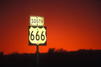 Route 666: The Highway to Hell