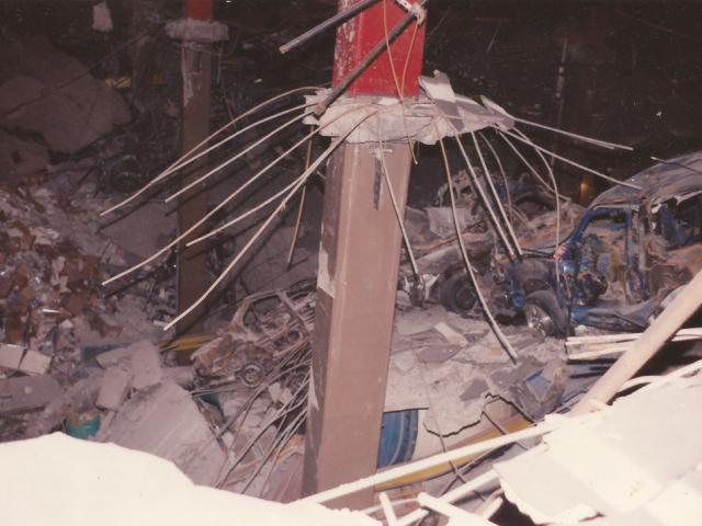 WTC first bombing